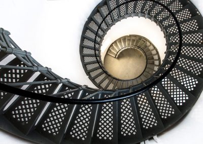 Cape-Bruny-Lighthouse-spiral-staircase