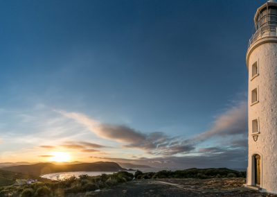 Sunrise at Cape Bruny