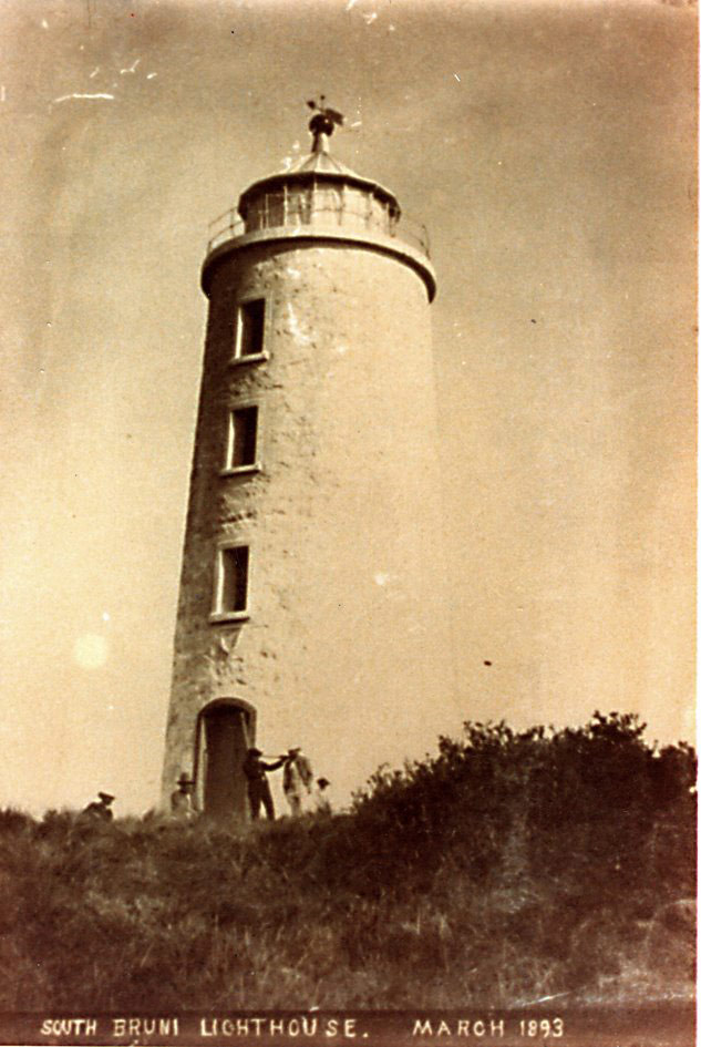 Cape Bruny Lighthouse prior to 1900